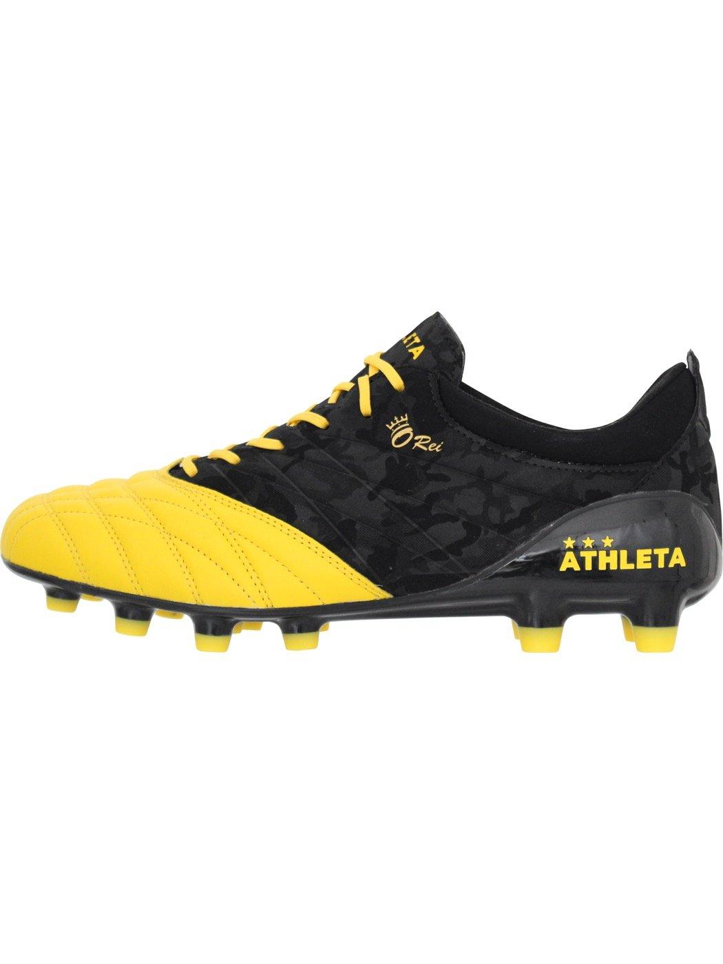 ATHLETA(アスレタ) O-Rei Futebol T001 10002-BLYE B01MA0UG6M 25 702ブラック×イエロー