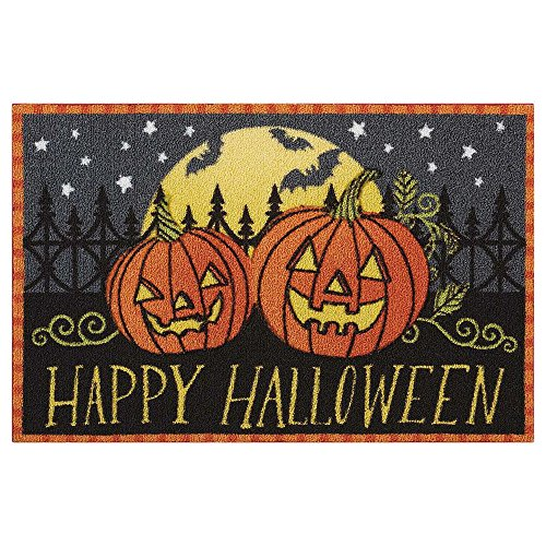 Happy Halloween Small 20x30 Rug Doormat -