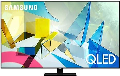 Samsung Q80T QLED 4K UHD Smart TV QN65Q80TAFXZA 2020: Amazon.es ...
