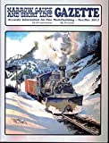 img - for Narrow Gauge and Short Line Gazette   Accurate information for fine modelmaking   November/December 2012 - special feature: my 1:20.3 scale indoor live steam layout book / textbook / text book
