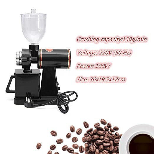 Bbai Molinillo de café eléctrico, licuadora de precisión ...