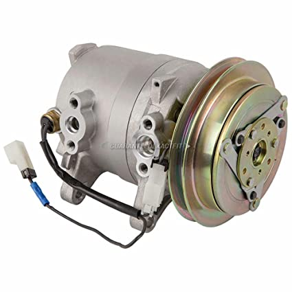Amazon.com: Reman AC Compressor & A/C Clutch For Nissan D21 Pathfinder Pickup - BuyAutoParts 60-01276RC Remanufactured: Automotive