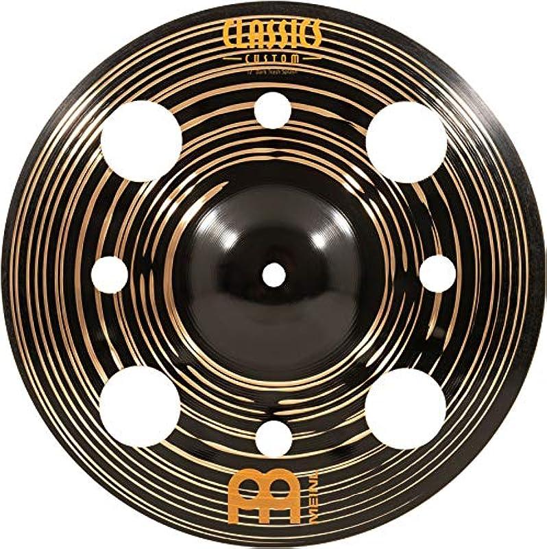 """MEINL Cymbals Classics Custom Dark 12 """"Trash Splash CC12DATRS"""