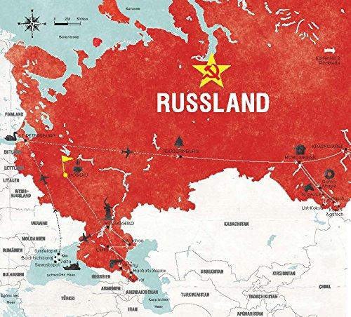 Couchsurfing In Russland Wie Ich Fast Zum Putin Versteher Wurde Amazon De Stephan Orth Bucher