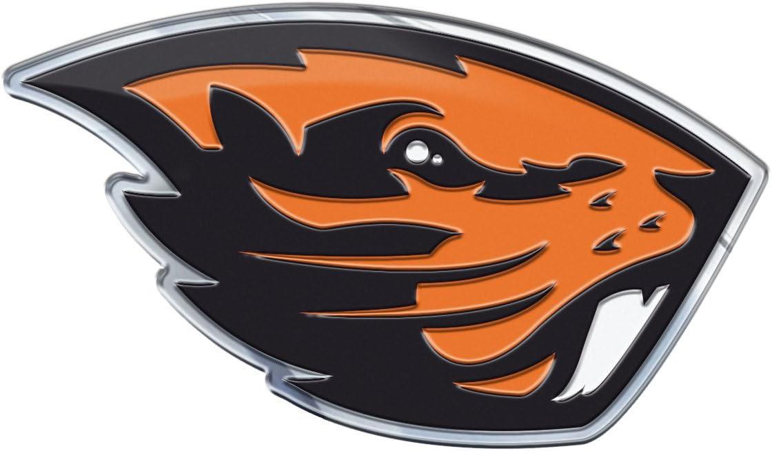 FANMATS Florida State University Heavy Duty Aluminum Color Emblem