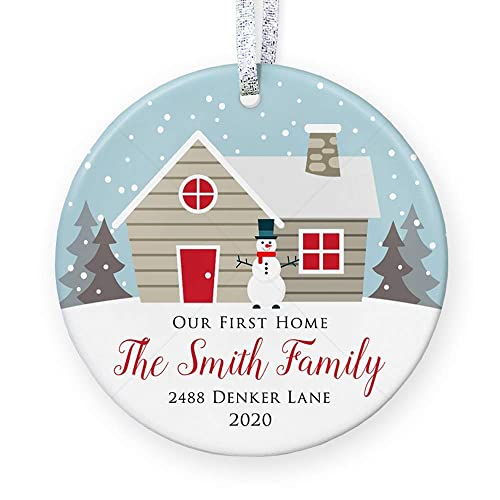 Gifts Fornew Homeowners For Christmas 2020 Amazon.com: New Homeowner Christmas Ornament, Housewarming for New