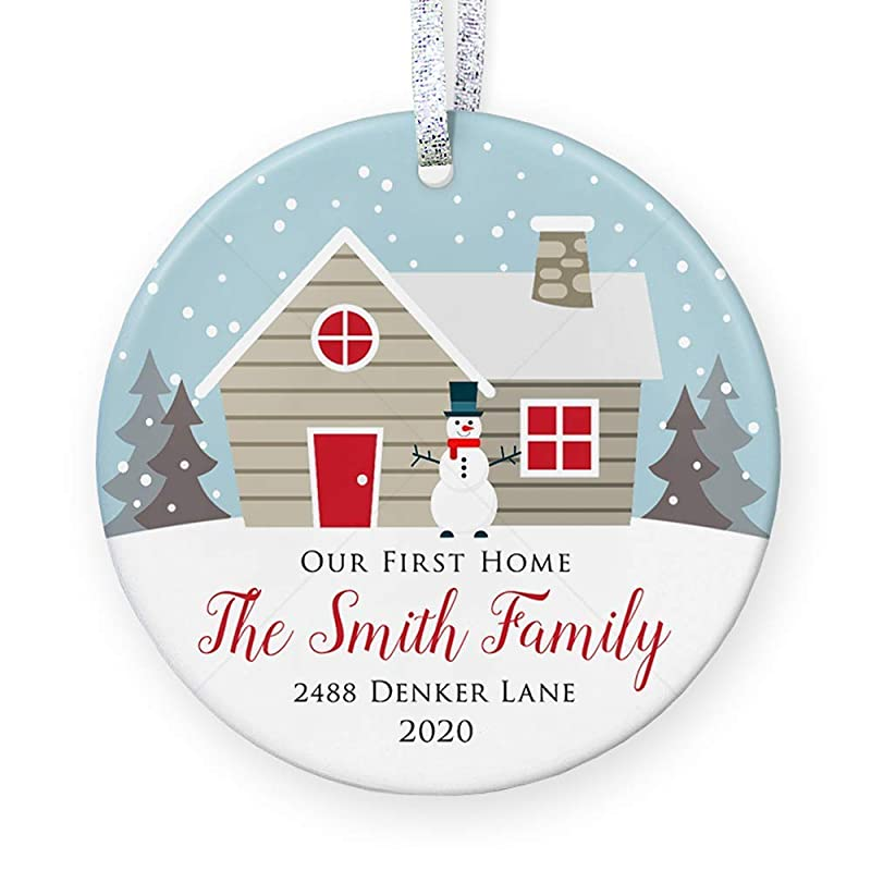 2021 Plumber Man House Repair Funny Hubby Gift PERSONALIZED CHRISTMAS ORNAMENT