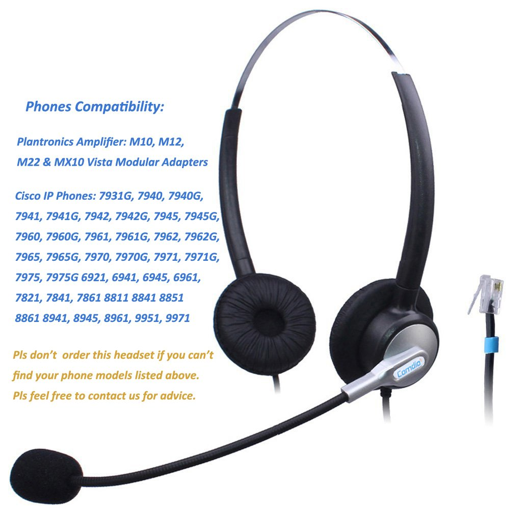 Cisco 7962 Accessories How To Identify Ics In Your 7940g And 7960g Phones Comdio Call Center Telephone Headset Dual Headsets With Noise Cancelling Mic For Ip