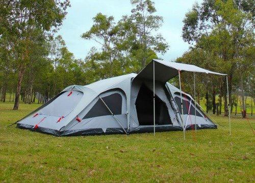 Jet Tent F25dx Camping Tent, Best Canvas Tent