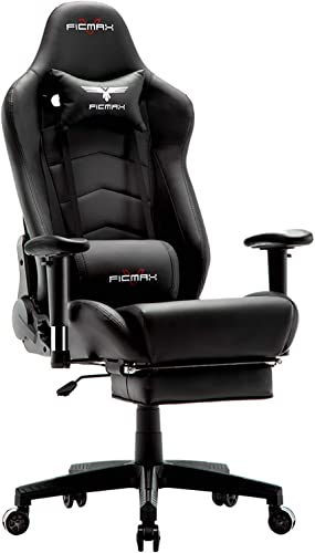 Ficmax Ergonomic Gaming Chair Massage