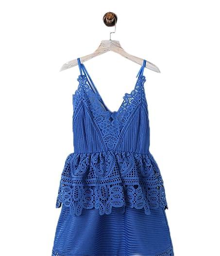 Paule Trevelyan NEW moda de nova lace sexy Cruz vestido Vestido Do Laço do vintage plissado