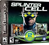 Tom Clancy's Splinter Cell/Splinter Cell Pandora Tomorrow