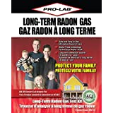 Pro-Lab RL116 Long-Term Radon Gas Test Kit