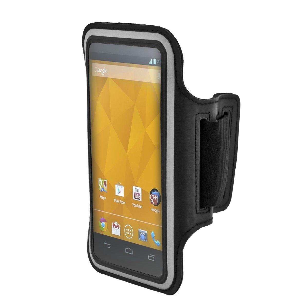 kwmobile Brazalete deportivo para LG Google Nexus 4 - Bolsito ...
