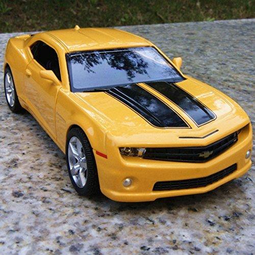 Chevrolet Camaro Alloy Diecast Model Cars 5