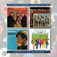 HERMAN'S HERMITS / BOTH SIDES OF / KIND OF HUSH / MRS BROWN