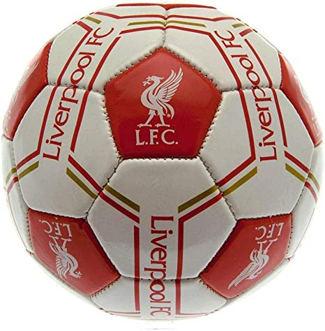Liverpool Football Club Official Mini Spirit Ball Size 1 Trick ...