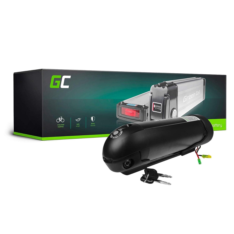 GC® EBIKE Batteria 24V 11.6Ah Bicicletta Elettrica Bottle con Celle Panasonic Li-Ion Ultra Bergamont PIG Greentrans