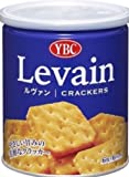 YBC Levain ルヴァン クラッカー 保存缶 S
