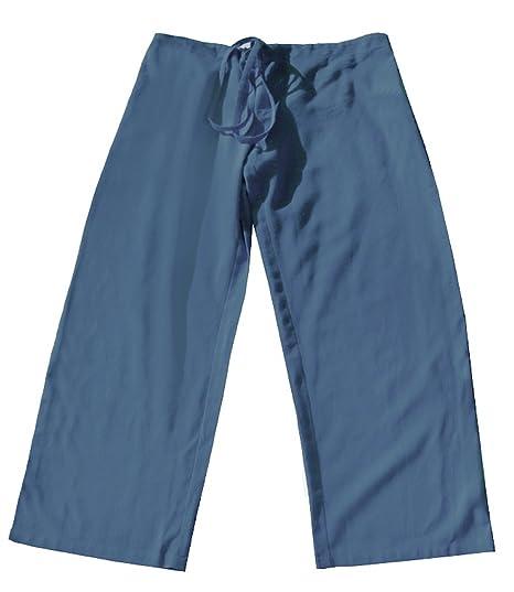 5ad83a044736 Adult Cotton Pajama Pant - Coordinates with Tunic PJ Top - 2 Colors ...
