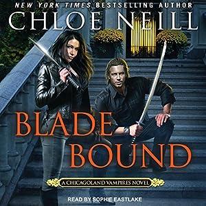 Blade Bound Audiobook