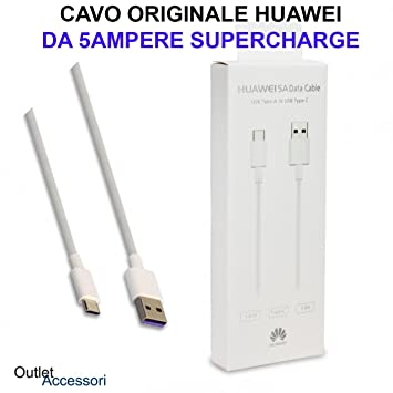 Cable de datos cargador carga Huawei Original P20 Pro Lite ...