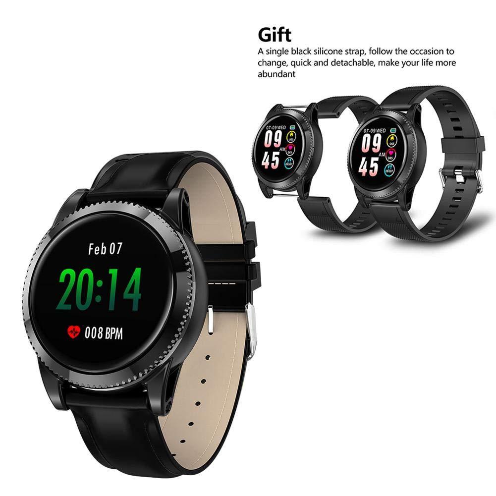 pretty-H Intelligente Uhr Smart Sport-Armband-Farbbildschirm 1,3 Zoll IP68 wasserdichtes Smart-Armband
