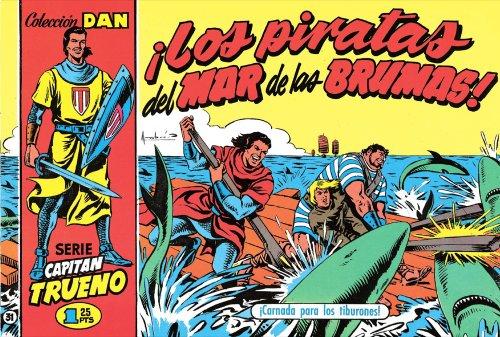 Descargar Libro El Capitán Trueno #7. ¡los Piratas Del Mar De Las Brumas! Víctor Mora