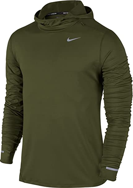 Nike Dri Fit Element Hoodie Herren Sweatshirt: