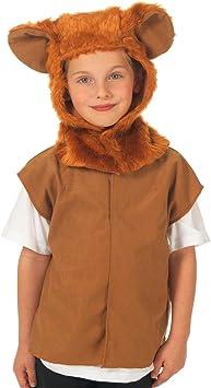 Child - Disfraz de león para niño, talla única (211696): Amazon.es ...