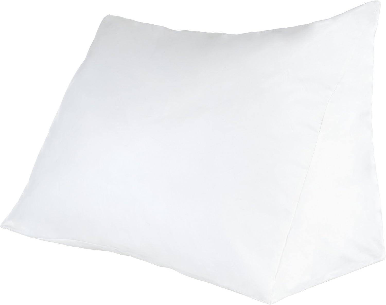 Lavish Home Down Alternate Reading Wedge Pillow