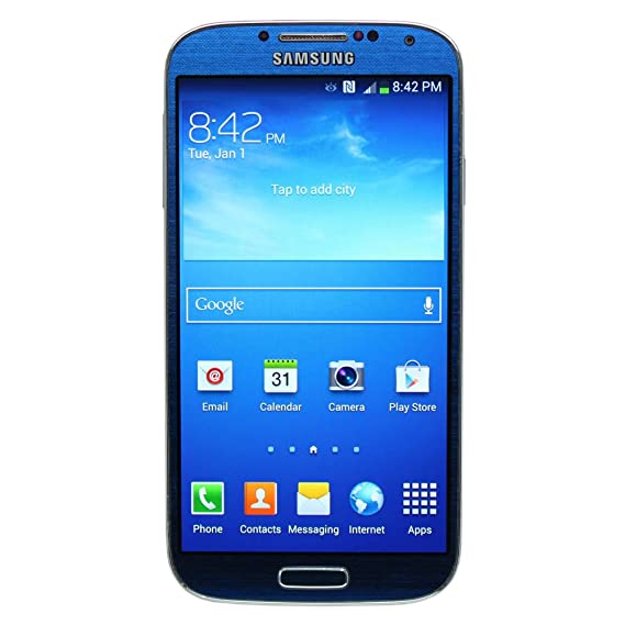 Samsung Galaxy S4 SCH-I545 16GB Arctic Blue - Verizon Wireless