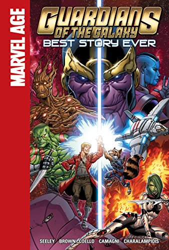 Best Story Ever (Guardians of the Galaxy)