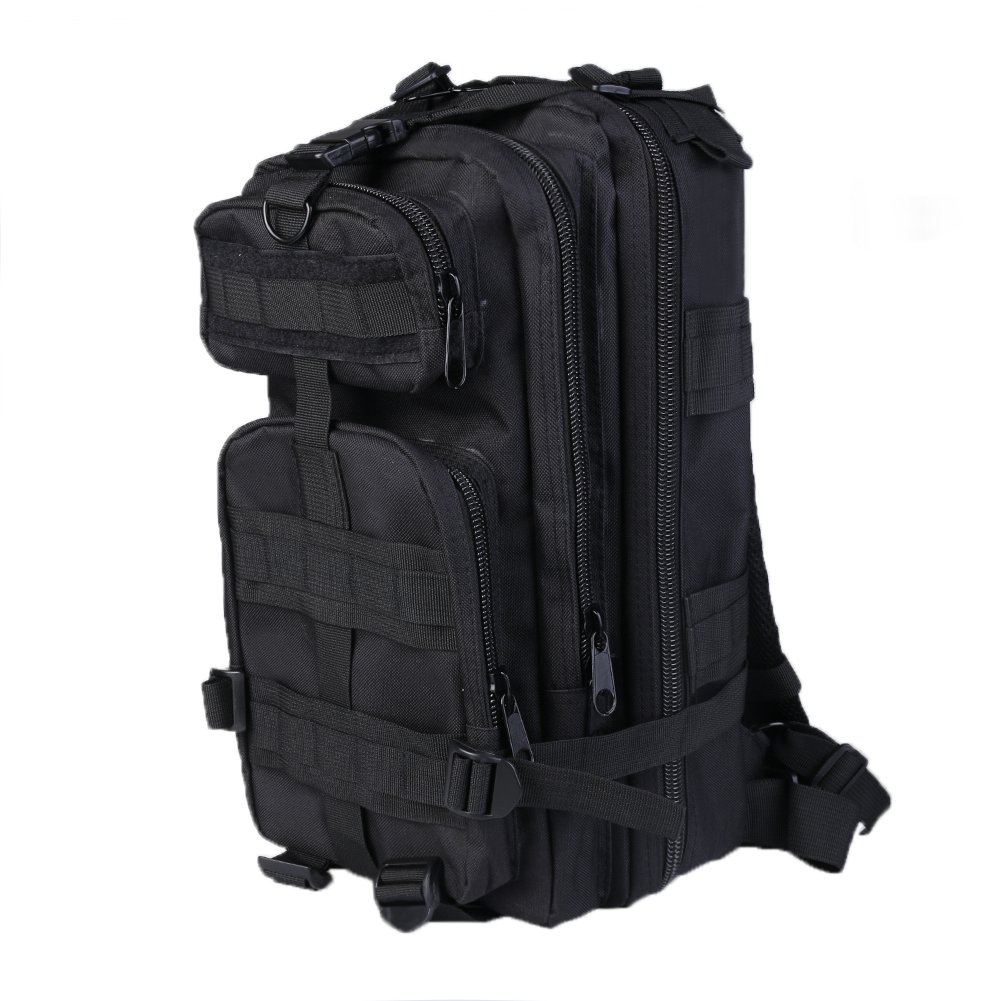 f2789d3085 Amazon.com   Military Tactical Backpack Oxford Rucksacks Assault Pack  Sports Outdoor Gym Backpack for Camping Hiking Travel Trekking Bag