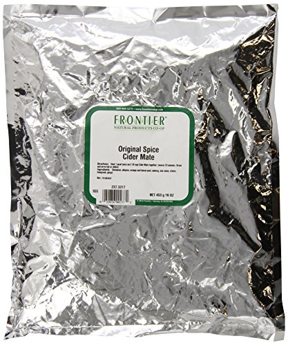 (Frontier Cider Mate, Original Spice, 16 Ounce Bag)