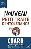 Nouveau petit traité d'intolérance : Les fatwas de Charb