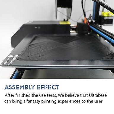 ANYCUBIC Ultrabase Plataforma Impresora 3D Placa de Vidrio con ...