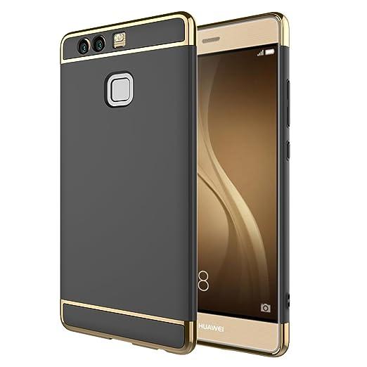 "7 opinioni per Huawei P9 5.2"" Custodia, Cover P9 Moonmini [Slim fit] Ultra Sottile Antiurto"