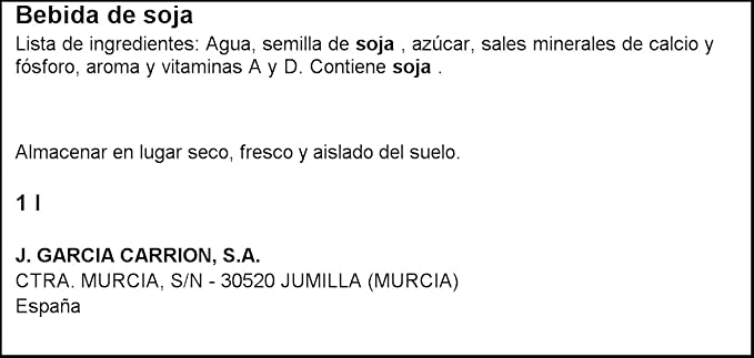 Pascual Vivesoy Bebida De Soja - 1 l