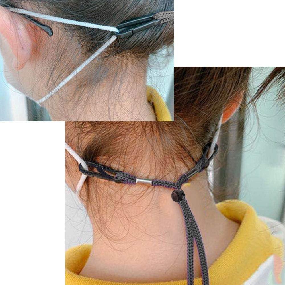 JuneJour Brillenband 5 St/ück hochwertige Brillenb/änder leicht Brillenkordel Brillenkette Brillenschnur Band Schnur Brillen Sonnenbrillenkordel Kette Einstellbar