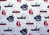 full size pirate sheets - Hillcrest Kids Pirate Ship Cotton Sheet Set, Full Size