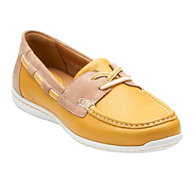 Clarks Women's Cliffrose Sail Boat Shoe