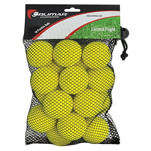 Orlimar Golf Practice Foam Balls ()
