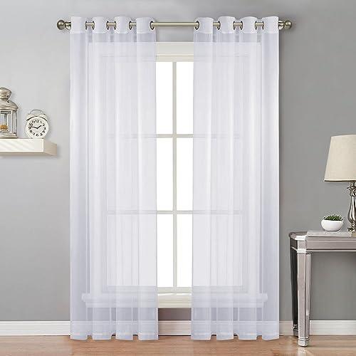 wide short curtains. Black Bedroom Furniture Sets. Home Design Ideas