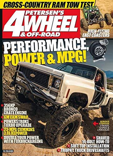 Magazines : 4 Wheel & Off-Road