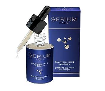 smoothing face serum
