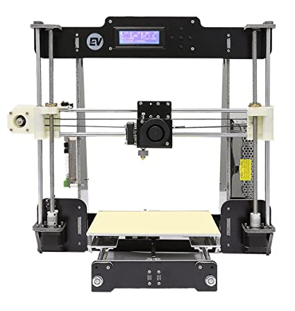 Amazon.com: EnerVision 3D Printer EV-A8-L, FDM, DIY, Acrylic ...