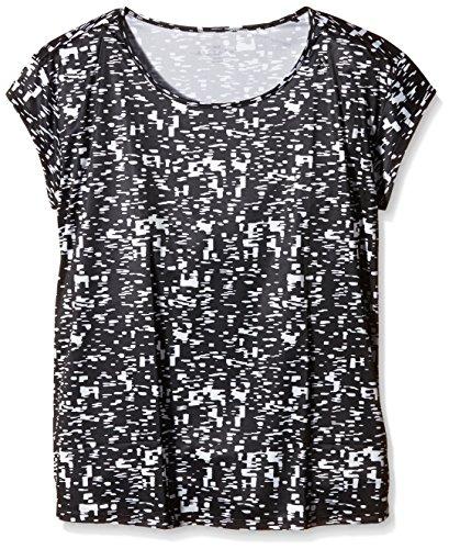 Collants TShirt Femme Noir Adidas blanc Graphic Workout qVGUzpSMjL