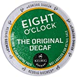 Eight O Clock Coffee Decaffeinated K-Cup Portion Pack for Keurig Brewers, Original, 96 Count