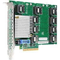 HP 769635-B21 Storage controller upgrade card - 26 Channel - SATA 6Gb/s / SAS 12Gb/s - 12 GBps - PCIe - for ProLiant ML350 Gen9, ML350 Gen9 Base, ML35